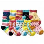 **ถุงเท้าเด็กคละสีคละแบบ | ตามรูป | เด็กเล็ก | 12คู่/แพ๊ค | เฉลี่ย 20/คู่