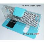 Phone Eagle 4.5 - Moon โชว์เบอร์ (สีฟ้า)