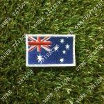 อาร์มปักธงออสเตรเลีย