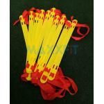 บันไดฝึกความคล่องตัวความยาว 5 M. สีเหลือง