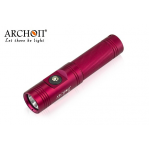 Archon V10 Flash Light 860lumens สีแดง