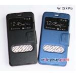 เคส IQ X Pro (i-mobile) - moon เคสพับโชว์เบอร์