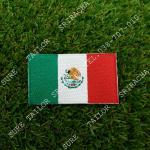 อาร์มปักธงเม็กซิโก