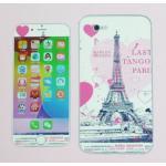 iPhone 6, 6s - ฟิล์มลาย (Pink Paris)