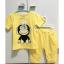 **ชุดเซ็ตลิงน้อย | เหลือง | 100-140 | 5ชุด/แพ๊ค | เฉลี่ย 165/ชุด thumbnail 2