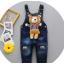 **เอี๊ยมกางเกงรูปหมีเต็มตัว 19-20-21 | ตามรูป | 19-20-21 | 3ตัว/แพ๊ค | เฉลี่ย 150/ตัว thumbnail 2