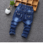 **กางเกงยีนต์ขายาวหมีโคล่า | ตามรูป | L-4XL | 5ตัว/แพ๊ค | เฉลี่ย 160/ตัว thumbnail 2