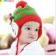 **หมวกกันหนาวตุ๊กตาหิมะ | แดง2,เหลือง2,ฟ้า2 | 3M-4Yr | 6ใบ/แพ๊ค | เฉลี่ย 120/ใบ thumbnail 2