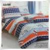 ผ้าปูที่นอนเกรด A ขนาด 6 ฟุต(5 ชิ้น)[AA-055]