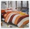 ผ้าปูที่นอนสไตล์โมเดิร์น เกรด A ขนาด 3.5 ฟุต(3 ชิ้น)[AS-125]
