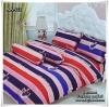 ผ้าปูที่นอนเกรด A ขนาด 6 ฟุต(5 ชิ้น)[AA-121]