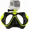 FMASK-LIME Freewell Diving Mask Lime สำหรับ GoPro สีมะนาว