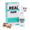 เซรั่มเข้มข้น Real Hair เรียล แฮร์ ขายดีอันดับหนึ่ง!! ช่วยแก้ปัญหา คิ้วบาง ขนตาบาง หลุดร่วงง่าย ปลูกหนวด,จอน,ไรผม กล่อง 3 มล. ขนาดเล็ก สำเนา