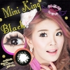 Mini King Black Dreamcolor1 คอนแทคเลนส์ ขายส่งคอนแทคเลนส์ Bigeyeเกาหลี ขายส่งตลับคอนแทคเลนส์