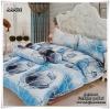 ผ้าปูที่นอนเกรด A ขนาด 6 ฟุต(5 ชิ้น)[AA-114]