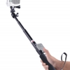 Smatree SmaPole Q2 Extendable Selfie Stick / Monopod for GoPro Hero 5/4/3+/3/2/1/Session (WiFi Remote Controller is NOT Included)