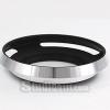 Lens Hood โลหะ Leica Style สำหรับ SONY E PZ 16-50mm f3.5-5.6 OSS ขนาด 40.5mm สี Silver