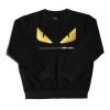 FENDI MONSTER ZIP SWEATER