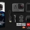 โปรโมชั่น ซื้อกล้อง GoPro Hero5 Black + แถมฟรี Sandisk Extream 32GB รองรับ 4K เริ่มตั้งแต่ 1 ม.ค. - 31 ม.ค. 2560 นี้เท่านั้น