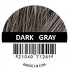 Samson Hair Fiber ผงเคราตินใส่ผมหนาแบบมีขวด 25gr (สีเทาดำ)