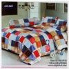 ผ้าปูที่นอนสไตล์โมเดิร์น เกรด A ขนาด 6 ฟุต(5 ชิ้น)[AS-045]