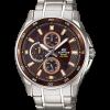 นาฬิกา คาสิโอ Casio Edifice Multi-hand รุ่น EF-334D-5AV สินค้าใหม่ ของแท้ ราคาถูก พร้อมใบรับประกัน