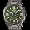 นาฬิกา คาสิโอ Casio Edifice Chronograph รุ่น EFR-538BK-3AV สินค้าใหม่ ของแท้ ราคาถูก พร้อมใบรับประกัน