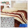 ผ้าปูที่นอนสไตล์โมเดิร์น เกรด A ขนาด 5 ฟุต(5ชิ้น)[AS-016]