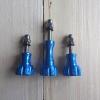 TK-BL Knob aluminum สีน้ำเงิน