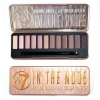 w7 Eye Colour Palette สี IN THE NUDE