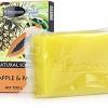 Nongnaka Pineapple & Papaya Natural Soap สบู่น้องนะคะ