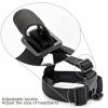 Smatree® Head Strap/Belt Harness Mount for GoPro HD Hero4, Hero3+ Hero3 Hero2 Cameras,SJ4000,SJ5000 (Black)