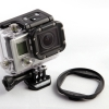 SRP Blurfix3 So Naked เป็น Adapter สำหรับใส่ Filter หน้า 55mm สำหรับ GoPro Hero3