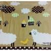 ผ้าห่มนาโน ลายการ์ตูน 4 ฟุต[NO-010]