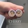 CHERRY BROWN SWEETYLENS ตาฝรั่ง