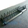 ขาย ที่เก็บแผ่นน้ำหนัก แบบมีล้อเลื่อน Bumper Plate Rack w/Wheels : Plate Storage Racks