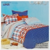 ผ้าปูที่นอนสไตล์โมเดิร์น เกรด A ขนาด 3.5 ฟุต(3 ชิ้น)[AS-050]