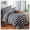 ผ้าปูที่นอนสไตล์โมเดิร์น เกรด A ขนาด 5 ฟุต(5ชิ้น)[AS-035]