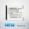 แบตเตอรี่ PISEN ใช้ทดแทน FUJI รุ่น NP-50 ใช้กับกล้อง FUJI หลายรุ่น