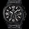 นาฬิกา คาสิโอ Casio Edifice Chronograph รุ่น EFR-538BK-1AV สินค้าใหม่ ของแท้ ราคาถูก พร้อมใบรับประกัน