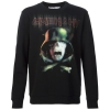 Givenchy Skull And Crossbones Print Sweatshirt