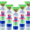 Banana Boat Ultra Protect Sunscreen Lotion SPF50 UVA/UVB PA+++ 240 mL (8 oz.) สีเขียว ครีมกันแดดสุดฮิต สูตรยอดนิยม กันน้ำอย่างดีค่ะ