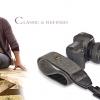 Lynca Camera Strap รุ่น LYN-242H สายคล้องกล้อง คุณภาพดี จาก Lynca สีเทาดำ