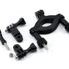 1013 - Motorbike Roll Bar Mount with Three-way สำหรับกล้อง GoPro Hero4,Hero3+,Hero3,SJ4000,SJ5000