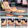 เก้าอี้ ปรับนอน มีที่รองเท้า BLG 98