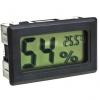 เครื่องวัดความชื้นและอุณหภูมิ สำหรับใส่กล่องเก็บกล้องและเลนส์