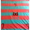 ผ้าห่มนาโน ลายการ์ตูน 4 ฟุต[NO-058]