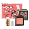 Benefit Coral My World ไฮไลท์และที่ปัดแก้ม ไอเทมตัวฮิตที่ครองใจสาวๆมากมายมาแล้วทั่วโลก