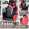 เก้าอี้เกมส์ เก้าอี้ปรับนอน Extra