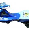 รถดุ๊กดิ๊ก สีฟ้า ของเล่นเด็ก